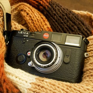 LEICA M6 Review