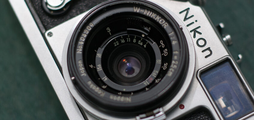 W-Nikkor 1:4 f=2.5cm Review